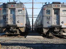 Hoboken trains