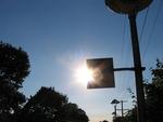 Fun with the sun