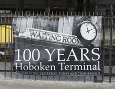 Hoboken Terminal turns 100