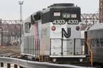 NJT GP40-2 #4303