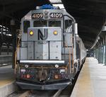 NJT GP40PH-2 #4109