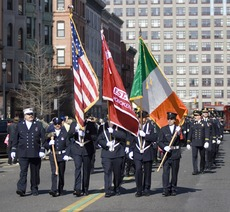 Hoboken St. Patrick's Day Parade