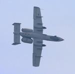 A-10 Thunderbold demo
