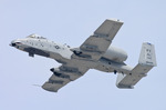 A-10 Thunderbolt demo
