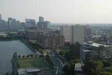 The city of Hoboken